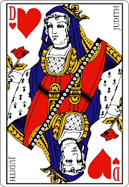 dame de coeur poker