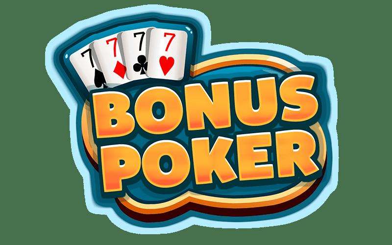 Bonus Poker en ligne