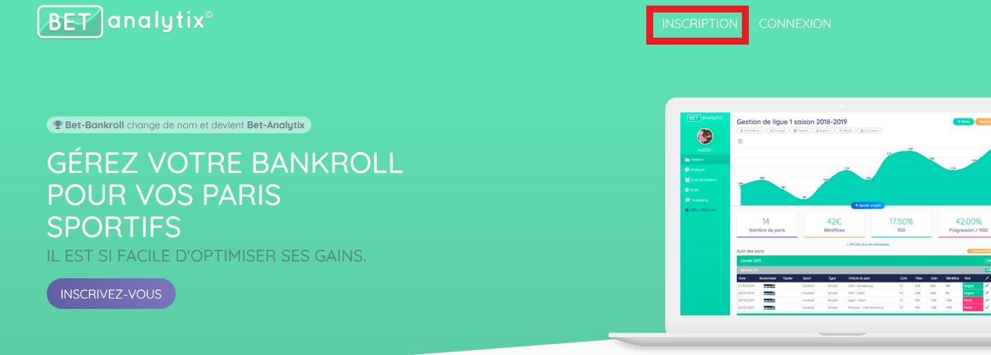 Comment utiliser betbankroll