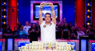 champion WSOP 2019